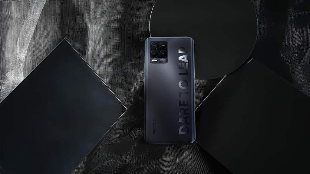 Realme 8 April 2021 Security Update Released - Realme Updates