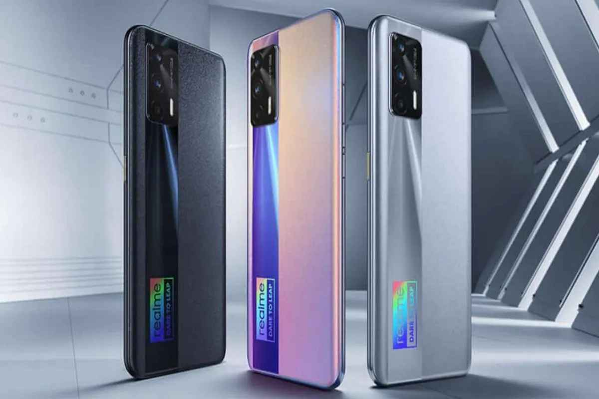 [A.15] Realme X7 Max Grabs First Software Update Brings May 2021 Security Patch, Optimized Camera, Improved Power Consumption & More - Realmi Updates