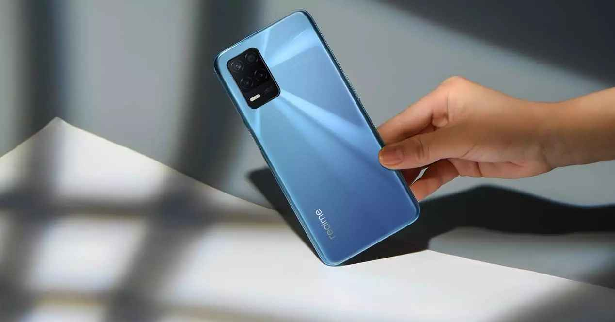 Realme 8 5G May 2021 Update - Realme Updates