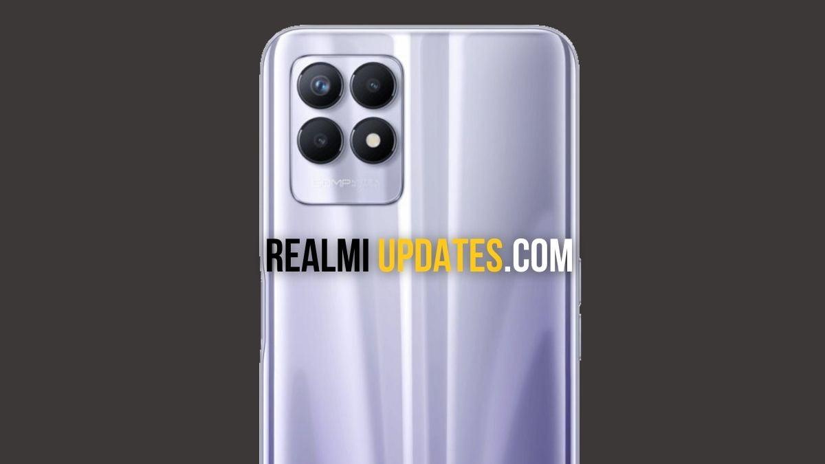 Realme 8i - RealmiUpdates.Com
