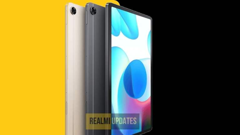 Realme Pad September 2021 Security Update Released In India As First Software Update - RealmiUpdates