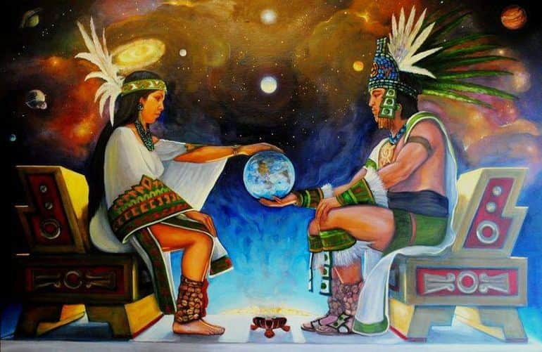 12 Major Aztec Gods And Goddesses You Should Know About