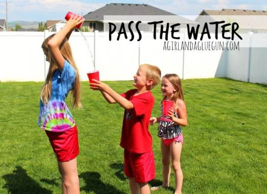 outdoor party games kids love for birthday