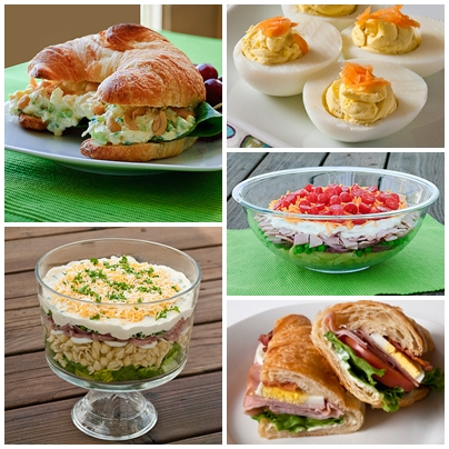 Round Up For Easter Leftovers Real Mom Kitchen