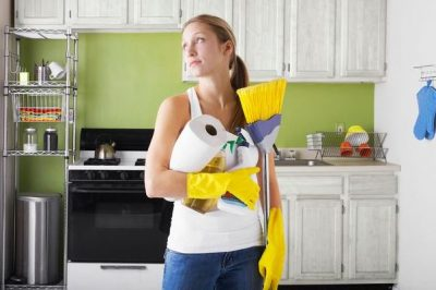 Clean Freak Moms: 5 Ways to Keep Your Home Clean   Real Momma