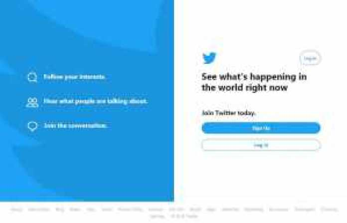 HOW TO SIGNUP OR CREATE TWITTER ACCOUNT