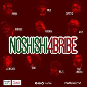 79378973892-300x300 MUSIC: No shishi bribe by 2Baba x Pasuma x Simi x Falz x Slimcase x Mr. P & Others (lyrics & instrumental)