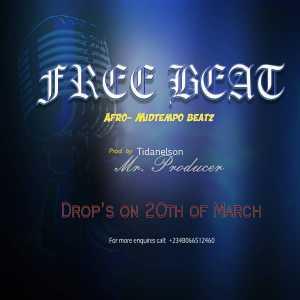 instrumental - Afro midtempo beatz - prod. by Tidanelson