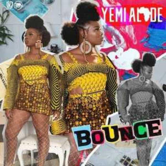 Bounce, music, Yemi Alade,