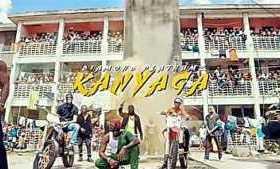 cropped Diamond Platnumz Kanyaga Video