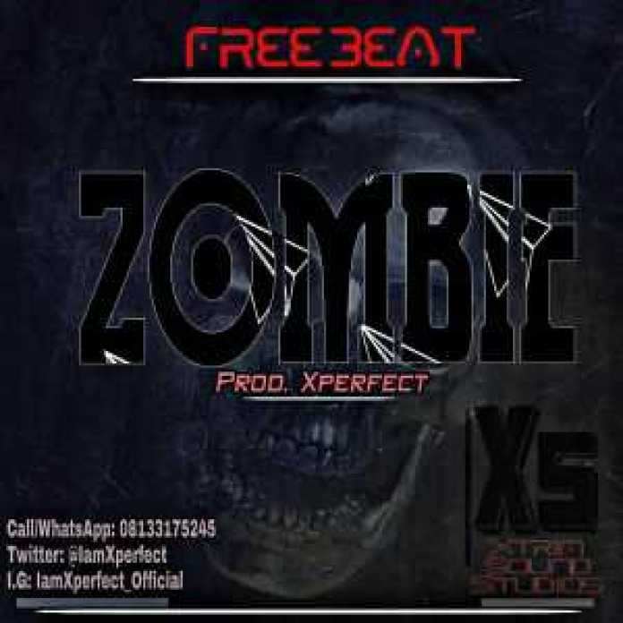 Instrumental – ZOMBIE (Prod. by Xperfect)