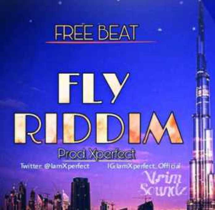 """Freebeat – Rudeboy Type Beat """"Fly Riddim"""" (Beat By Xperfect)"""