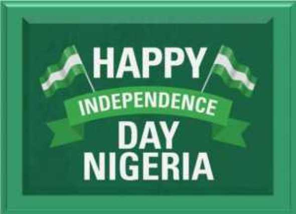Happy Independence day nigeria @59
