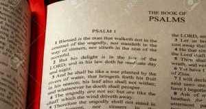 Holy Bible - PSALMS 66 : 1 - 20