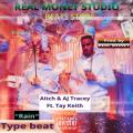 "Aitch AJ Tracey Ft. Tay Keith – Rain""  beat type"