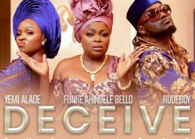Yemi Alade Deceive ft. Rudeboy Video Art