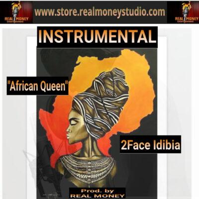 AFRICAN QUEEN artwork
