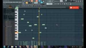 How to create Arpeggiator sounds in FL studio Piano roll without VST plugins