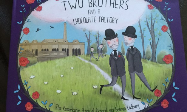 Book Review – Two Brothers and a Chocolate Factory