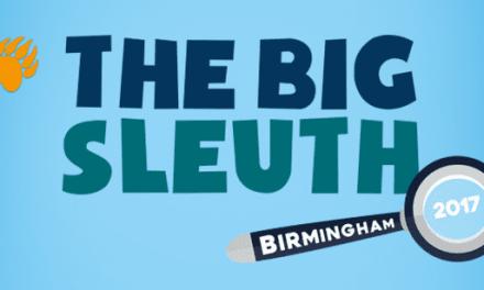 The Big Sleuth – Birmingham 2017