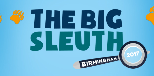 The Big Sleuth – Birmingham 2017