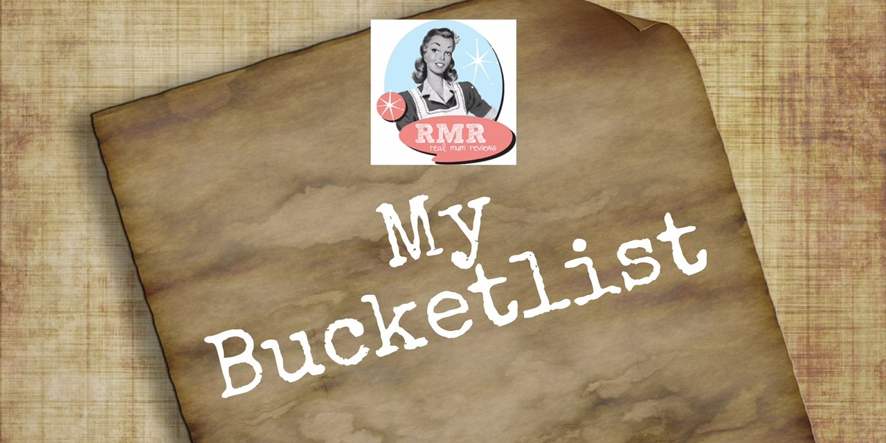 My Bucketlist