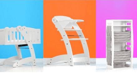 The Multy 4-in-1 Nursery Furniture