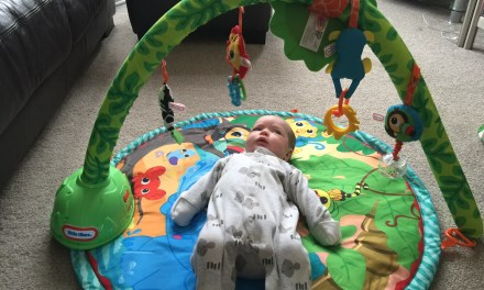 REVIEW – Little Tikes Sway 'n Play Gym