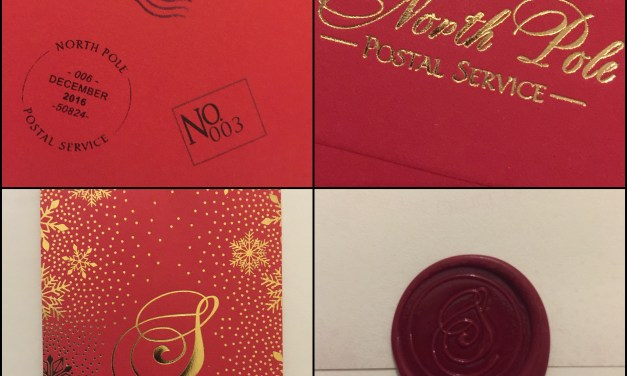 REVIEW – Classic Santa Personalised Letters