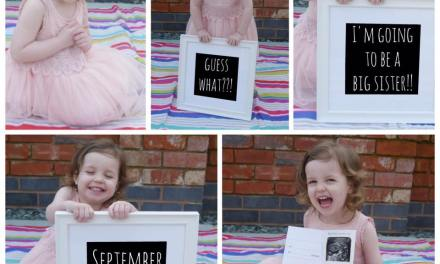 How To – Pregnancy Announcement