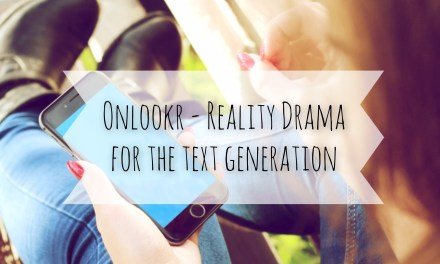 Onlookr – Reality Drama for the Text Generation