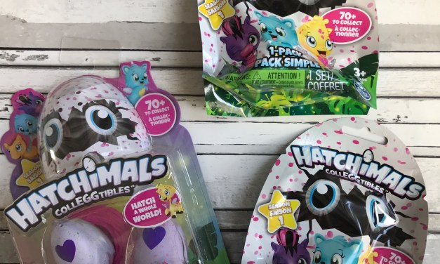 What are Hatchimals CollEGGtibles? (REVIEW)