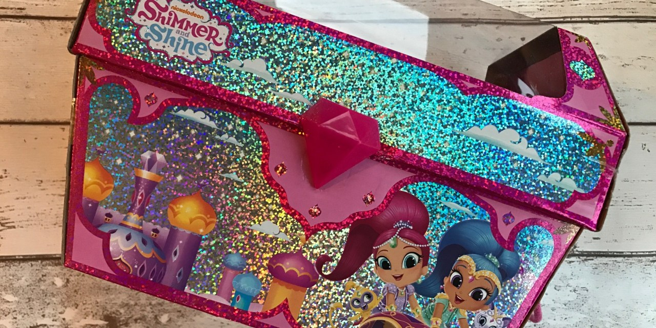REVIEW – Shimmer & Shine Dress Up Trunk