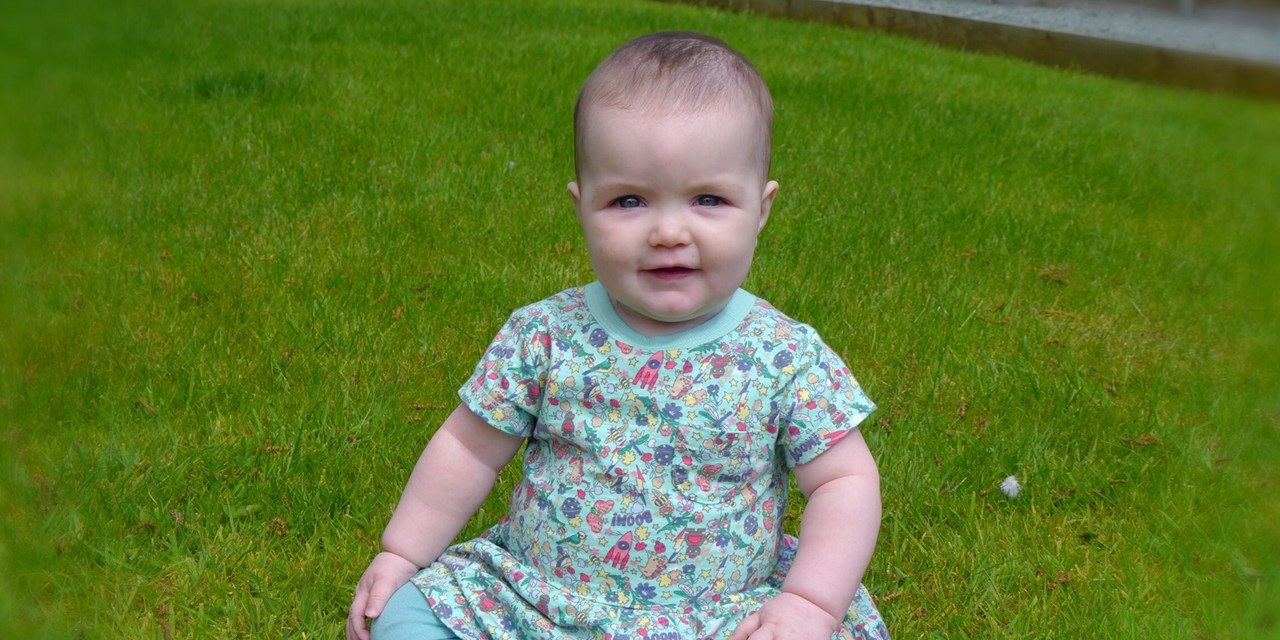 Little Leaps – Determined Little Lady