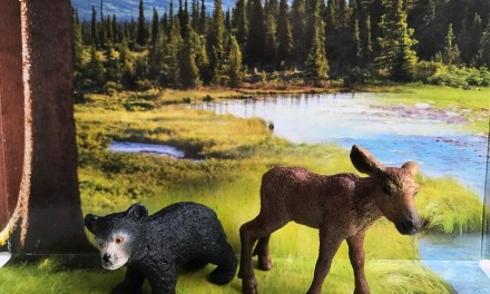 REVIEW – Schleich Forest Animal Babies