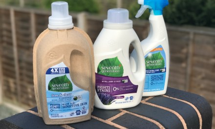 #ComeClean – Making Spring Cleaning Fun with Seventh Generation