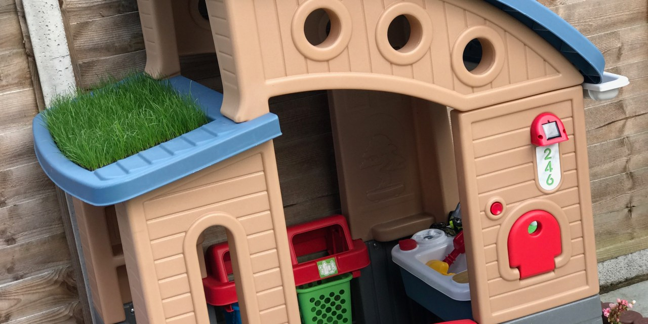 Review Little Tikes Go Green Playhouse Real Mum Reviews
