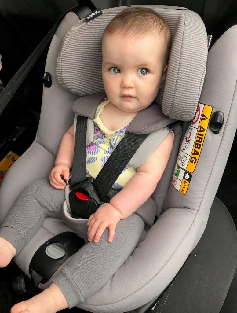 review maxi cosi axissfix plus 360 car seat real mum. Black Bedroom Furniture Sets. Home Design Ideas