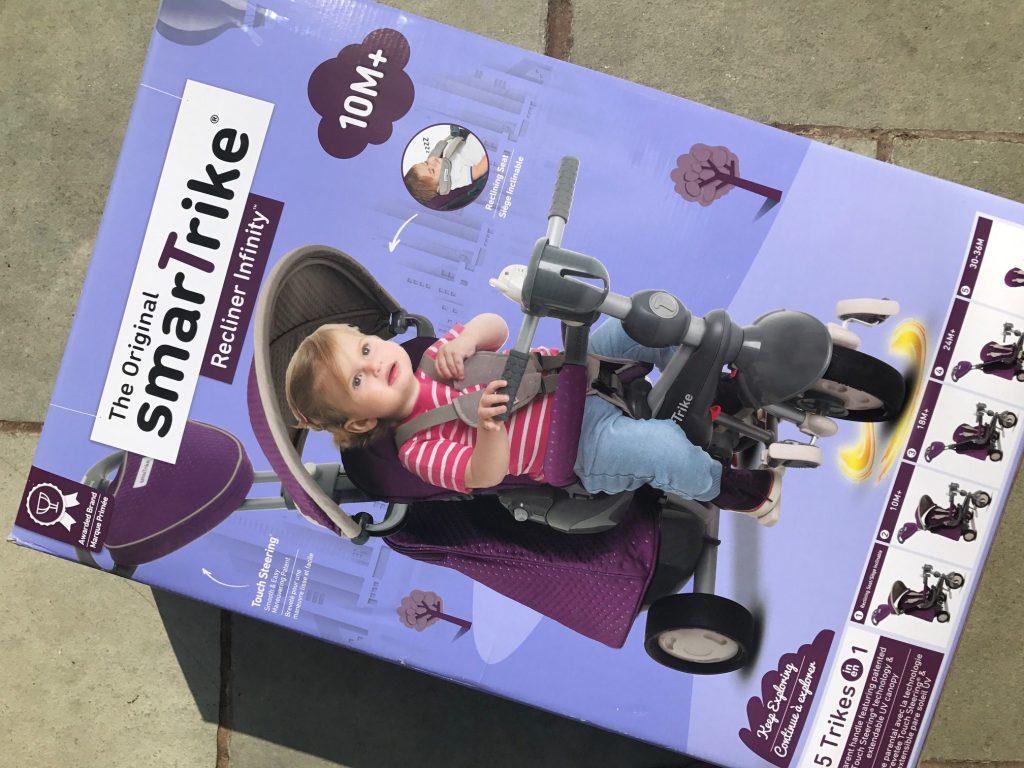 Review Smartrike 5 In 1 Infinity Real Mum Reviews