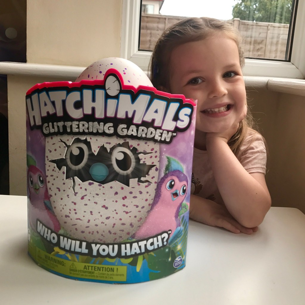 Review Hatchimals Glittering Garden Real Mum Reviews