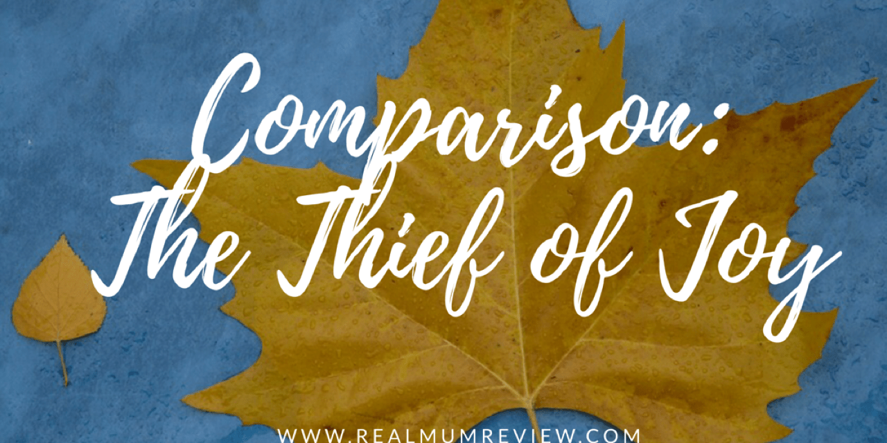 Comparison: The Thief of Joy