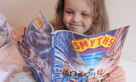 Christmas Wishlist with Smyths Toys Catalogue!