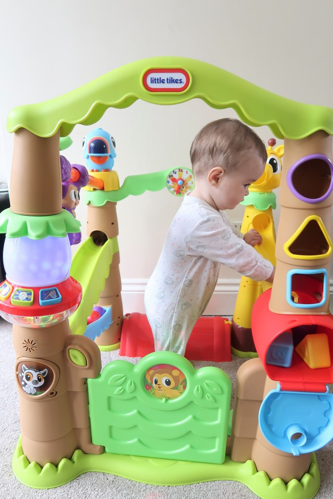 Review Little Tikes Light 39 N Go Activity Garden Treehouse Real Mum Reviews