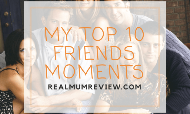 My Top 10 Friends Moments