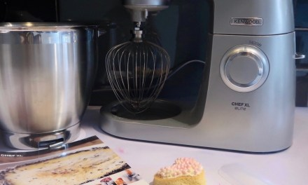 REVIEW – Kenwood Chef XL Elite #AOatHome