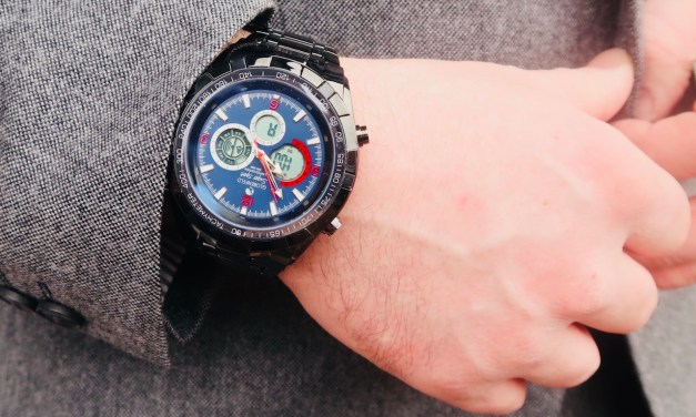 REVIEW & GIVEAWAY – Globenfield Super Sport 2.0 Mens Watch
