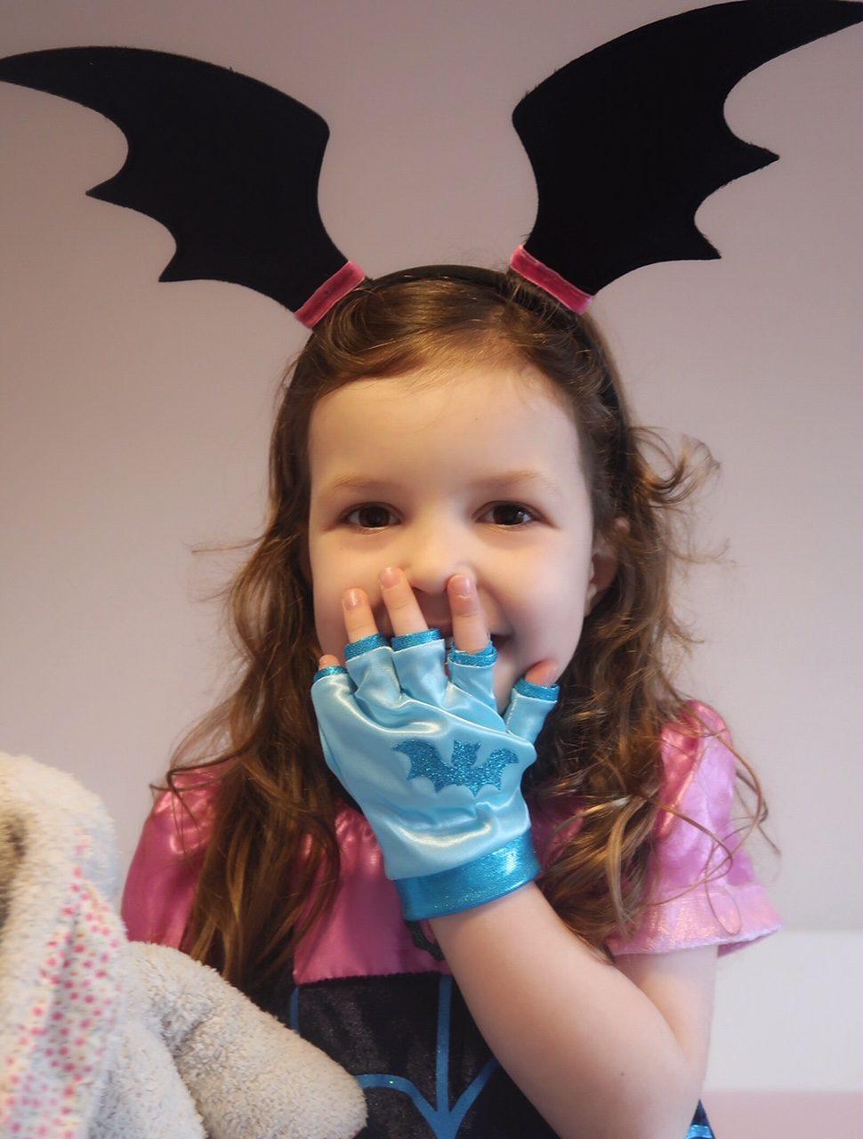 Review Disney Vampirina Boo Tiful Dress Real Mum Reviews