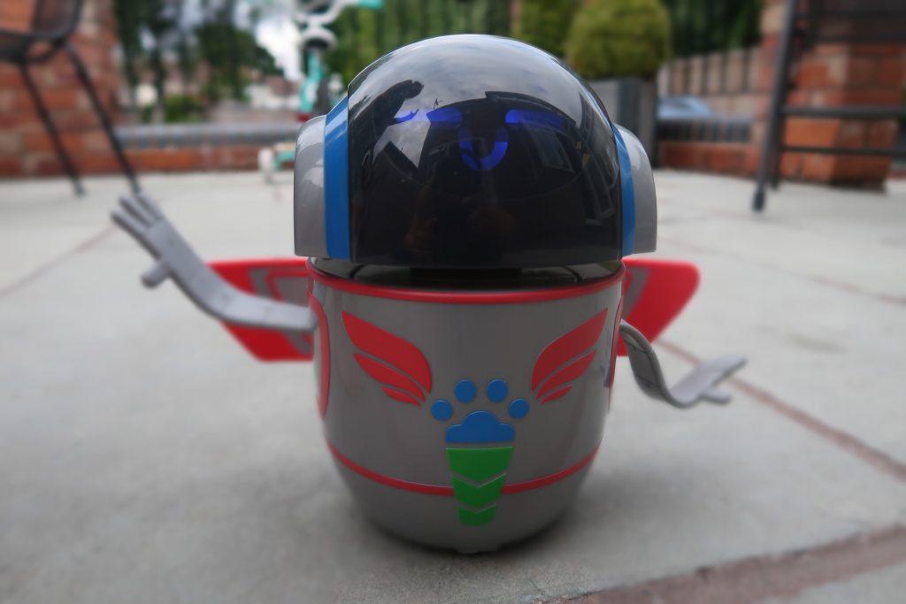 REVIEW - PJ Masks Lights & Sounds Robot - Real Mum Reviews