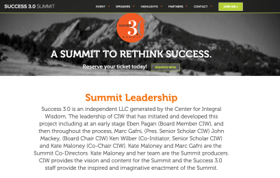 Summit 3.0 LLC generated by CIW