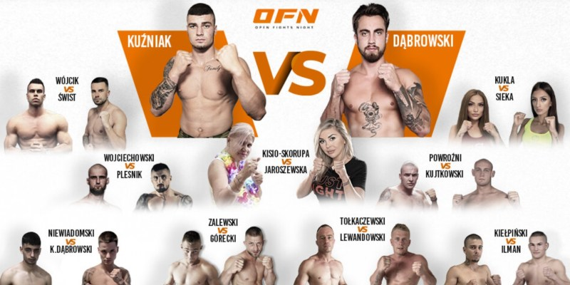 Open Fights Night PPV